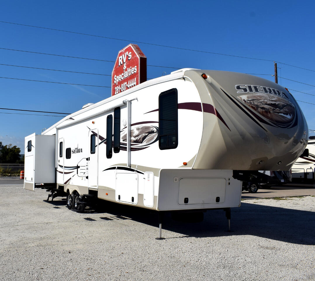 Used 2014 Forest River Sierra 365saq For Sale In Houston
