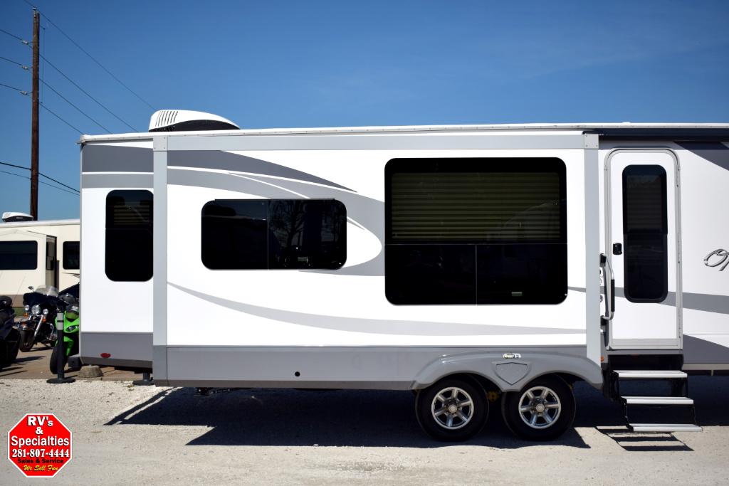 2017 Open Range RV Roamer 323RLS