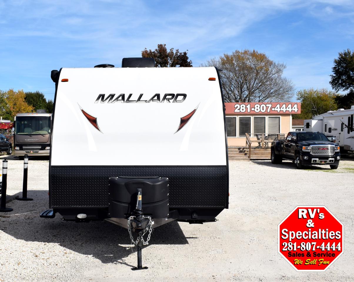 2018 Heartland Mallard 185