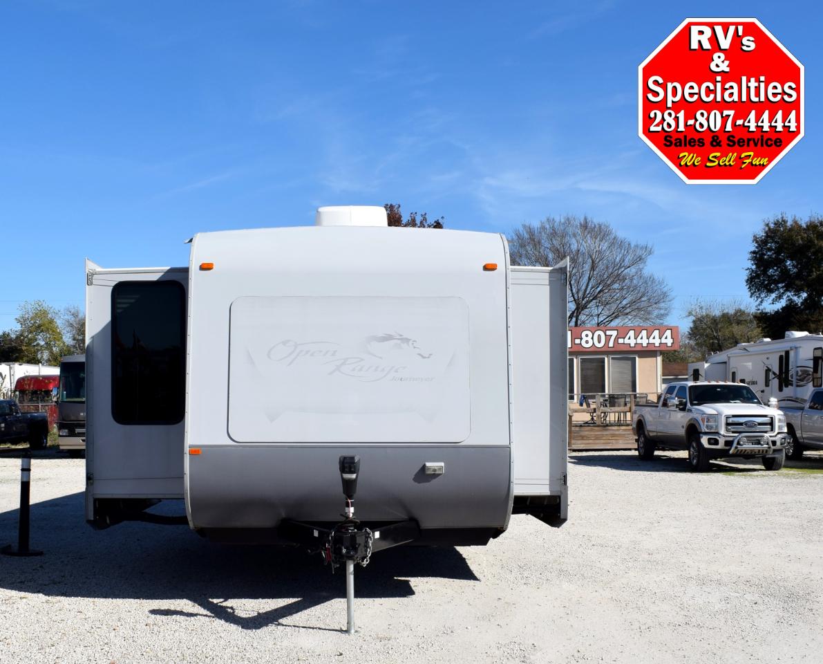 2014 Open Range RV Journeyer 340FLR