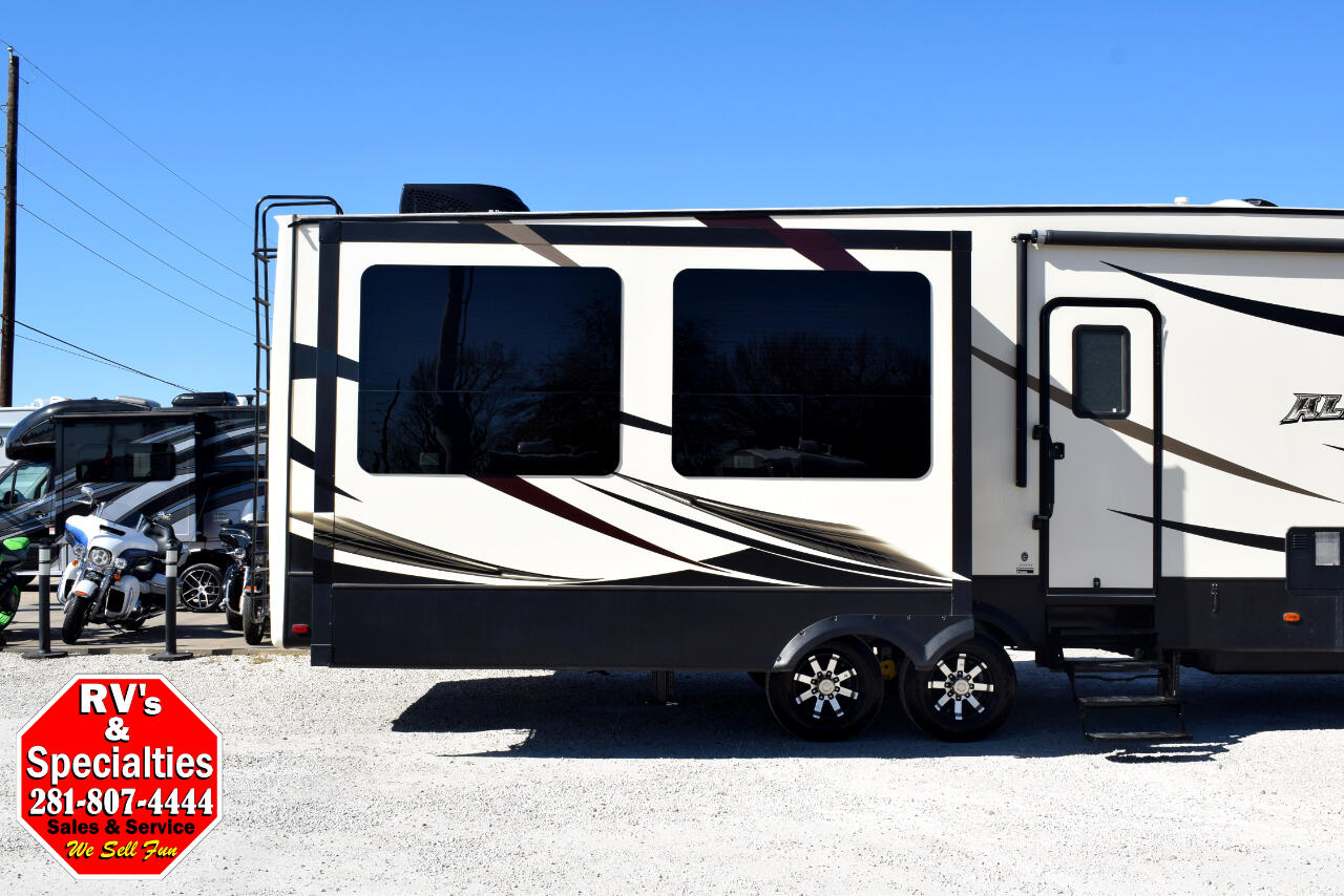 2016 Keystone Alpine 3536RE