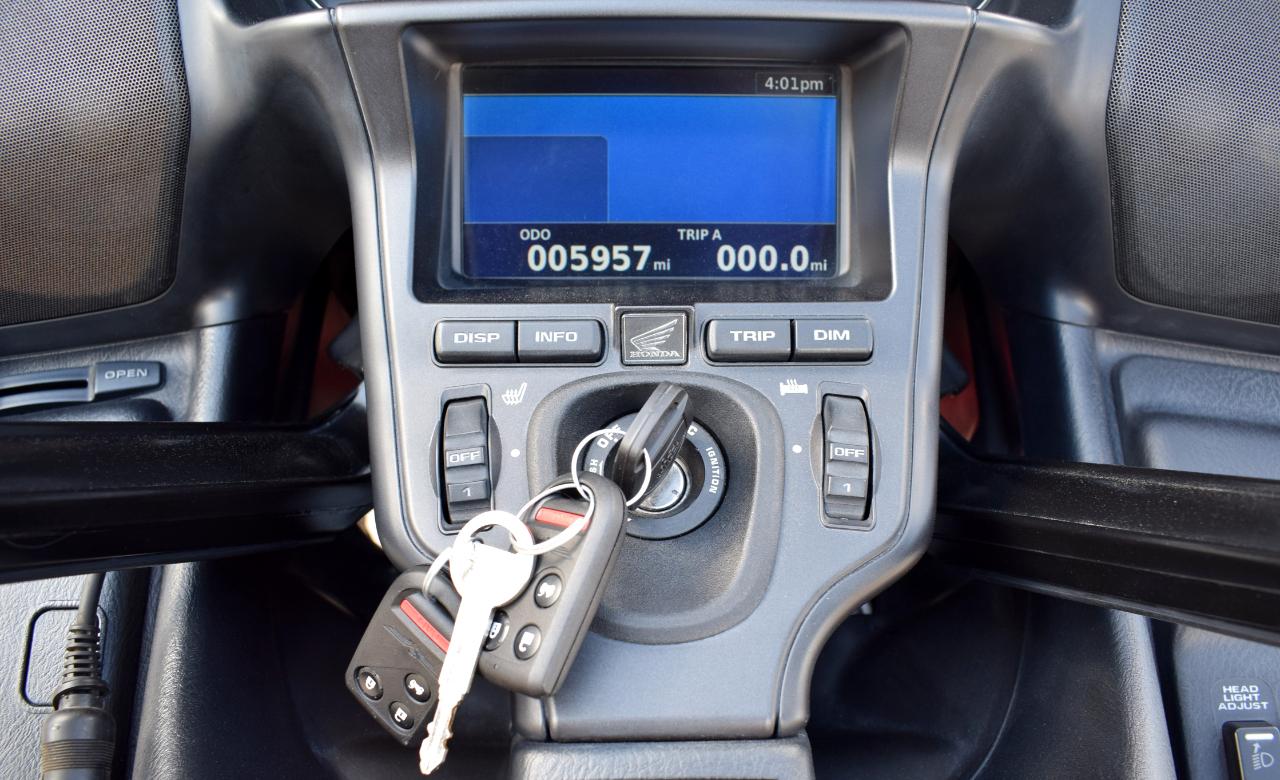 2013 Honda Goldwing 1800