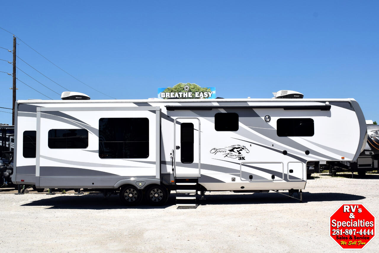 2017 Highland Ridge Open Range 3X378RLS