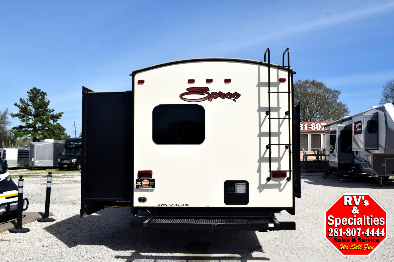 2016 KZ Recreational Vehicles Spree 329IK