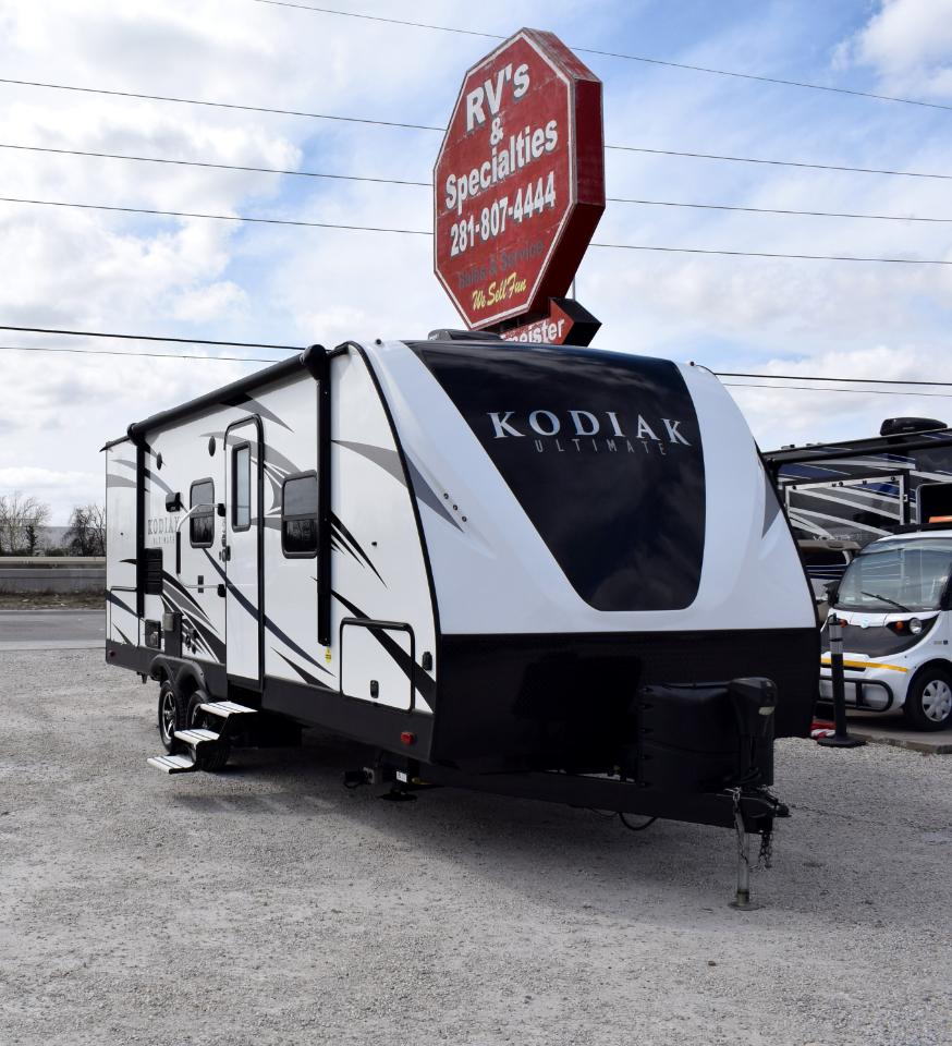 2018 Dutchmen Kodiak Ultimate 230RBSL