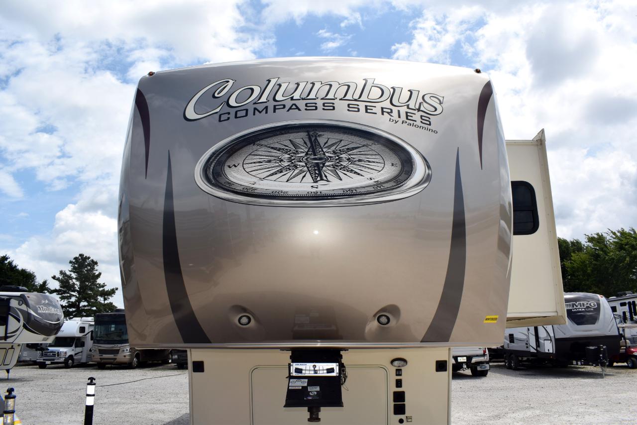 2017 Palomino Columbus 298RL