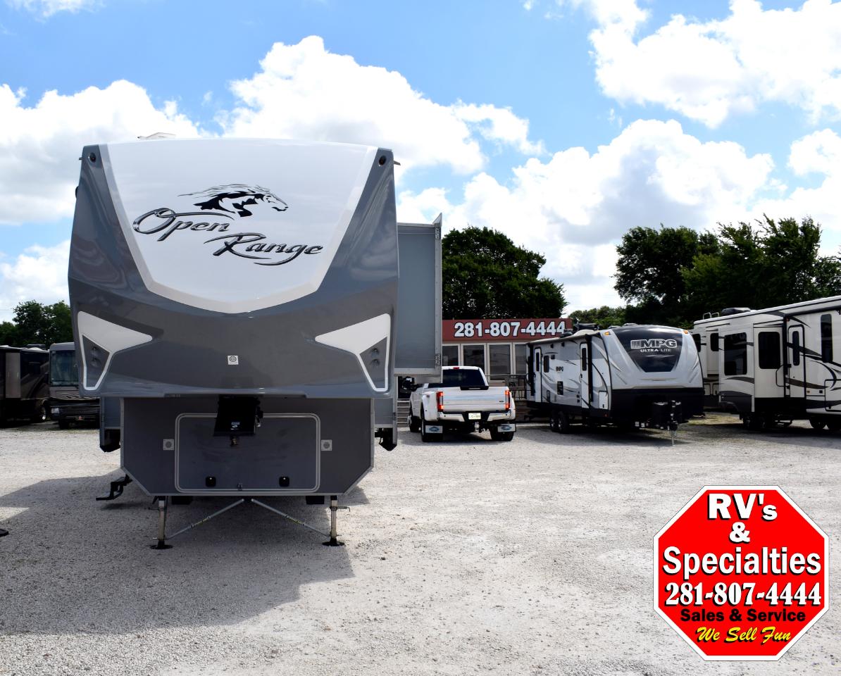 2017 Open Range RV Roamer 374BHS
