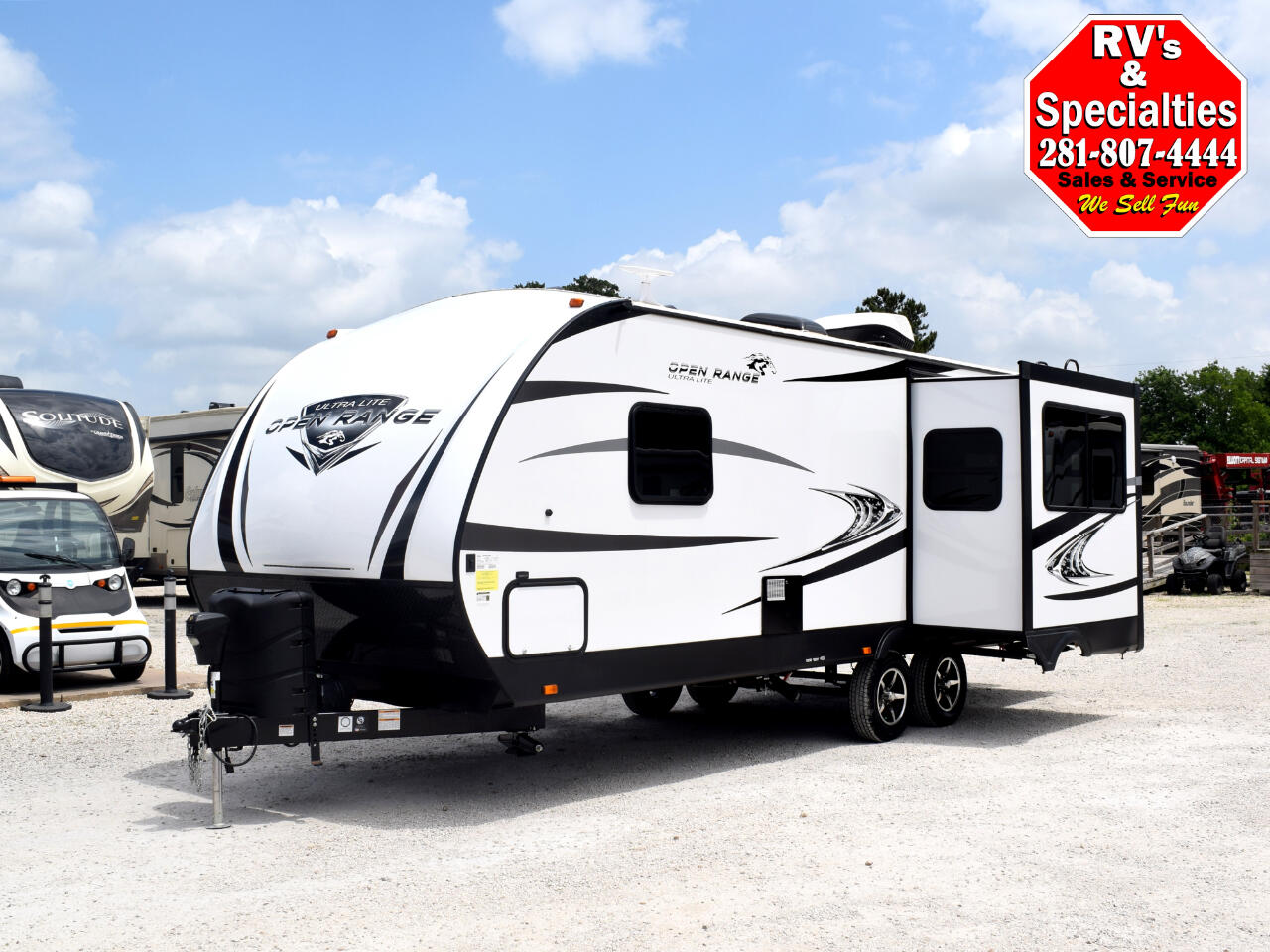 2019 Highland Ridge Open Range Ultra Light 2410RL