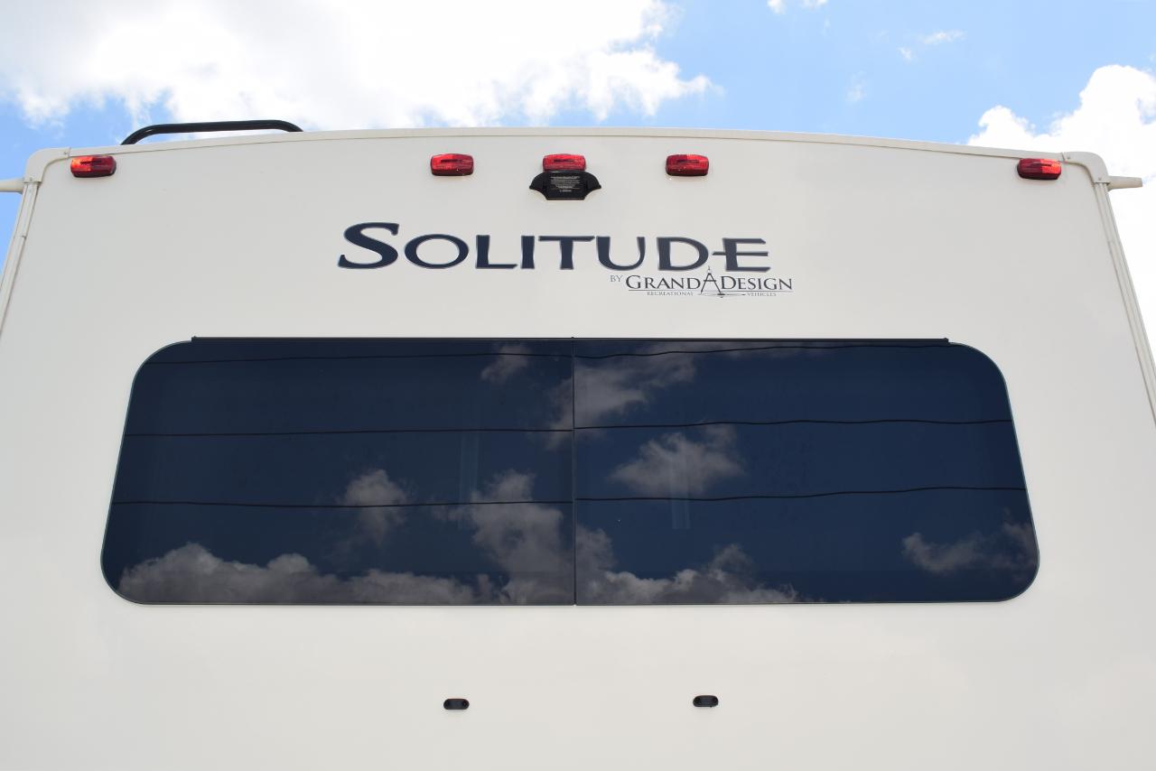 2018 Grand Design Solitude 375RE