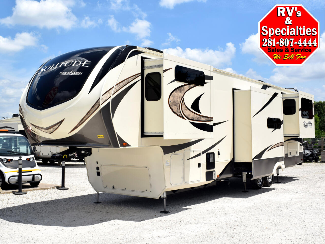 2018 Grand Design Solitude 375RE