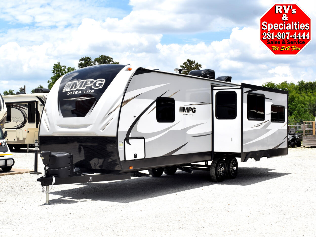 2018 Cruiser RV MPG 2650RL