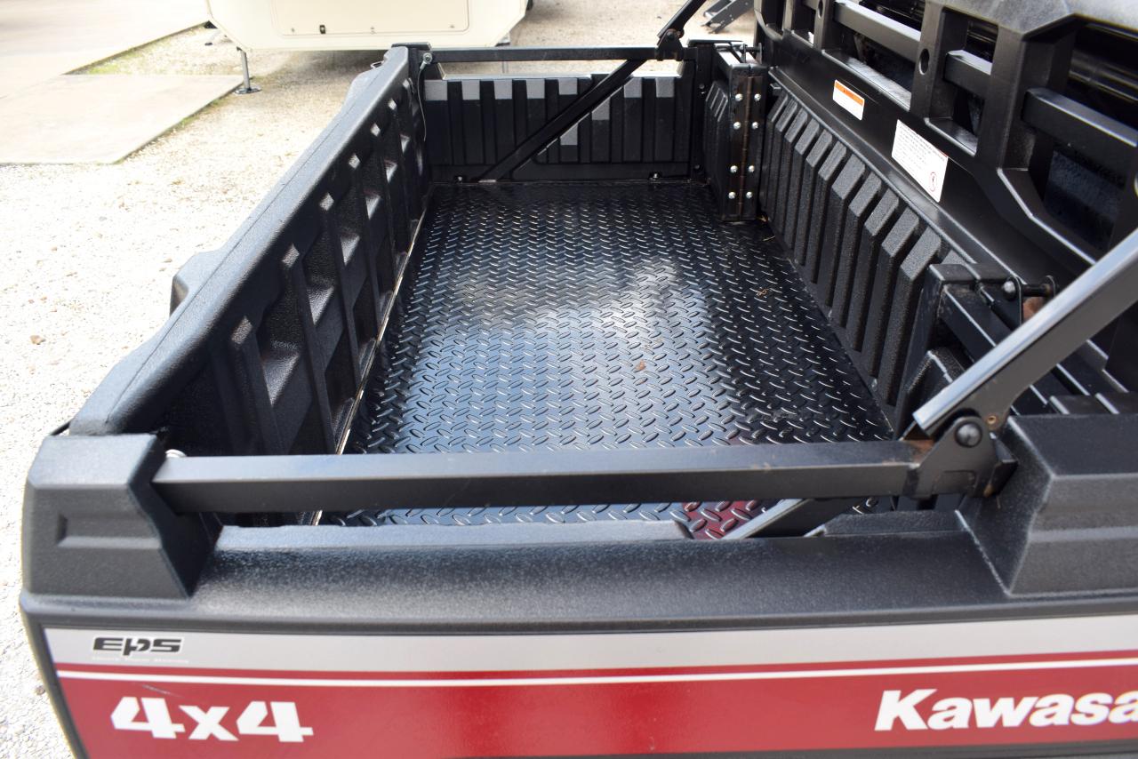 2015 Kawasaki Mule PRO- FXT LE