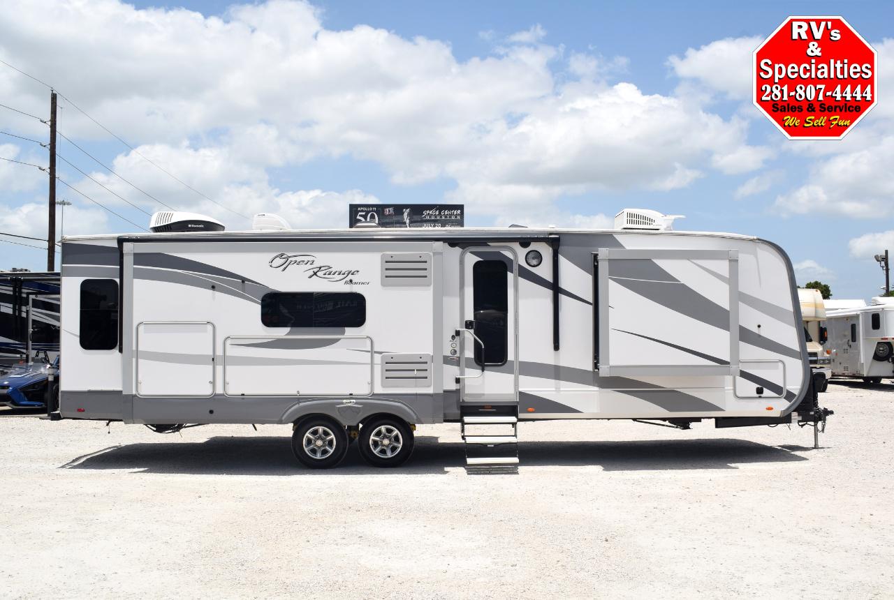 2017 Open Range RV Roamer 292RLS