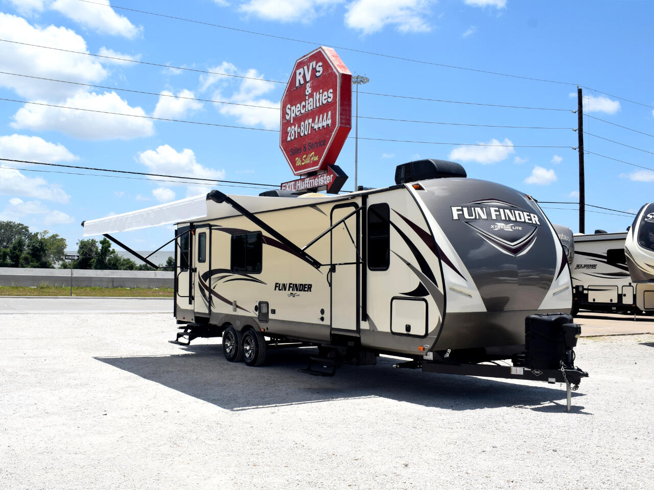 2017 Cruiser RV Fun Finder Extreme Lite 271K