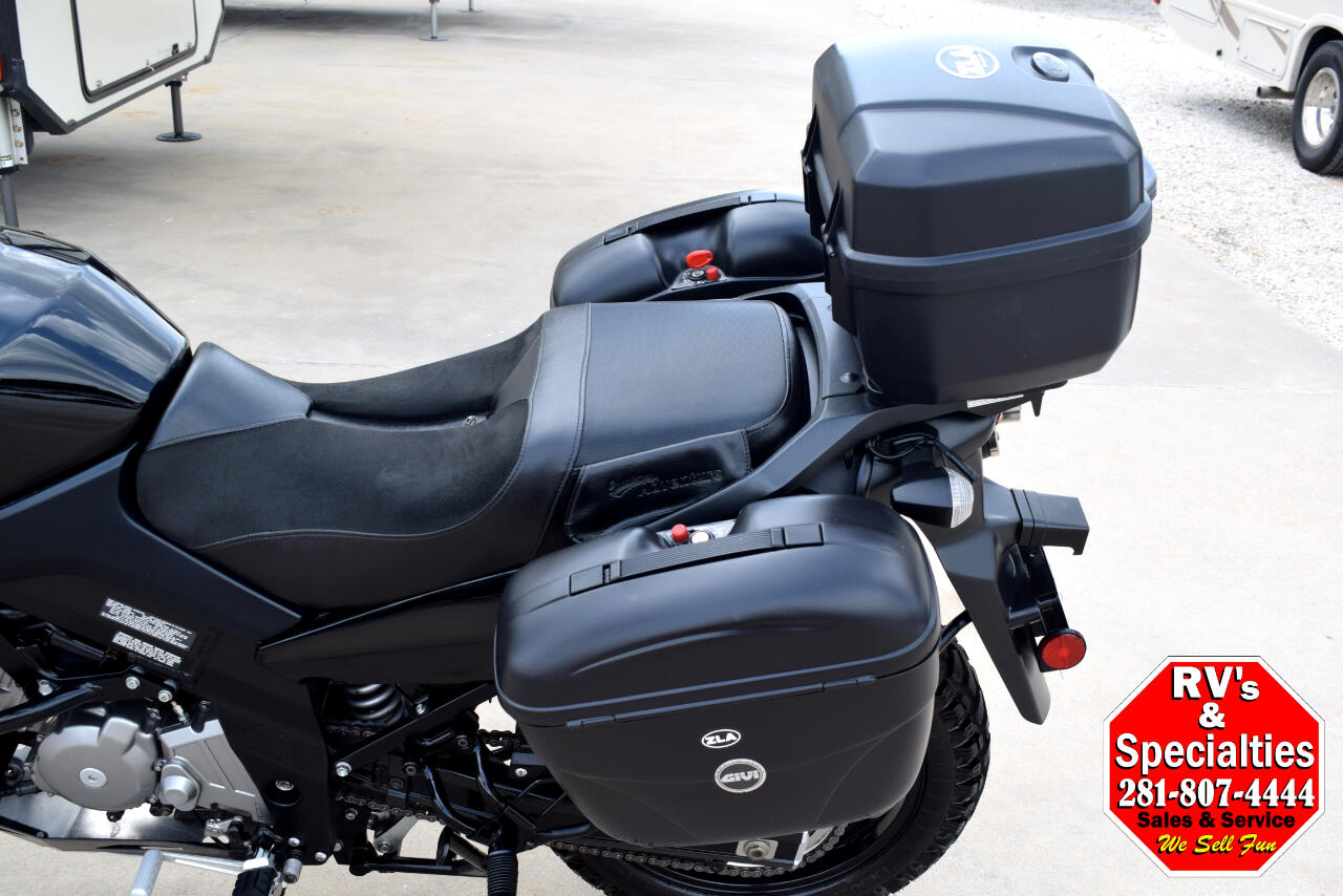 2011 Suzuki V-Strom 650 ABS