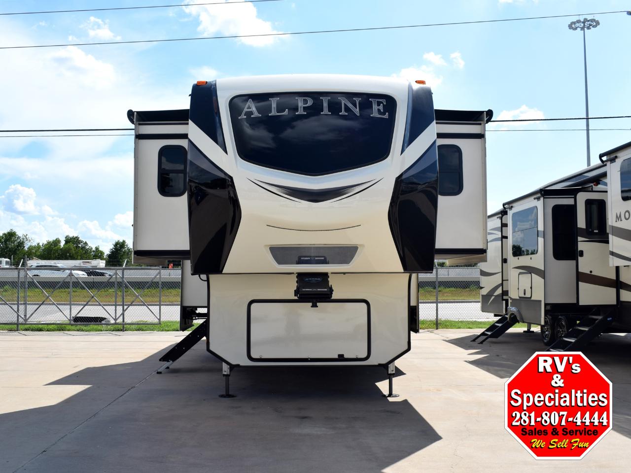 2019 Keystone RV Alpine 3701FL