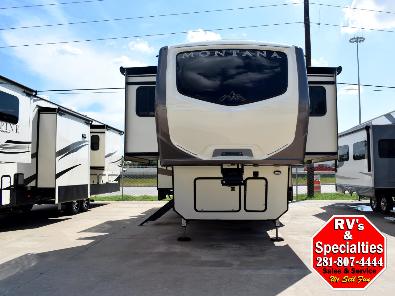 2017 Keystone RV Montana 3731FL