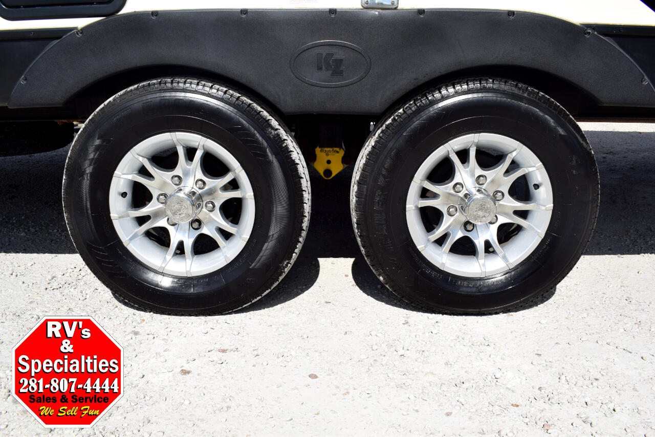 2016 KZ Recreational Vehicles Spree 300RLS