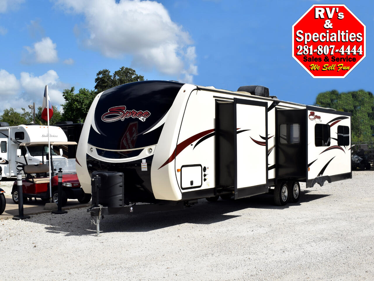 2016 KZ Recreational Vehicles Spree 300RLS