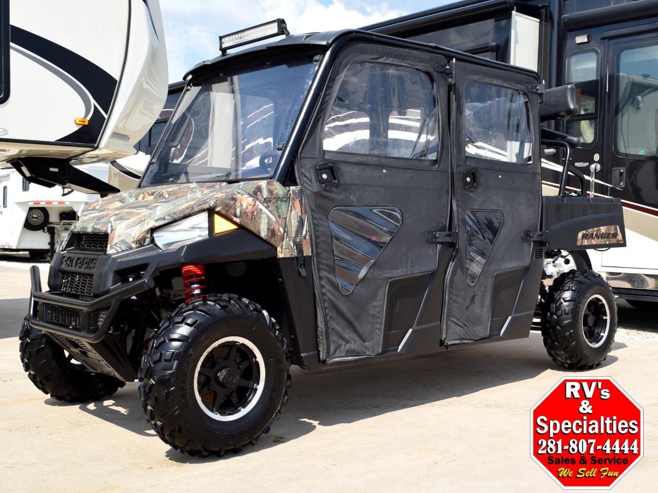 2017 Polaris Ranger 570-4 EPS  Crew