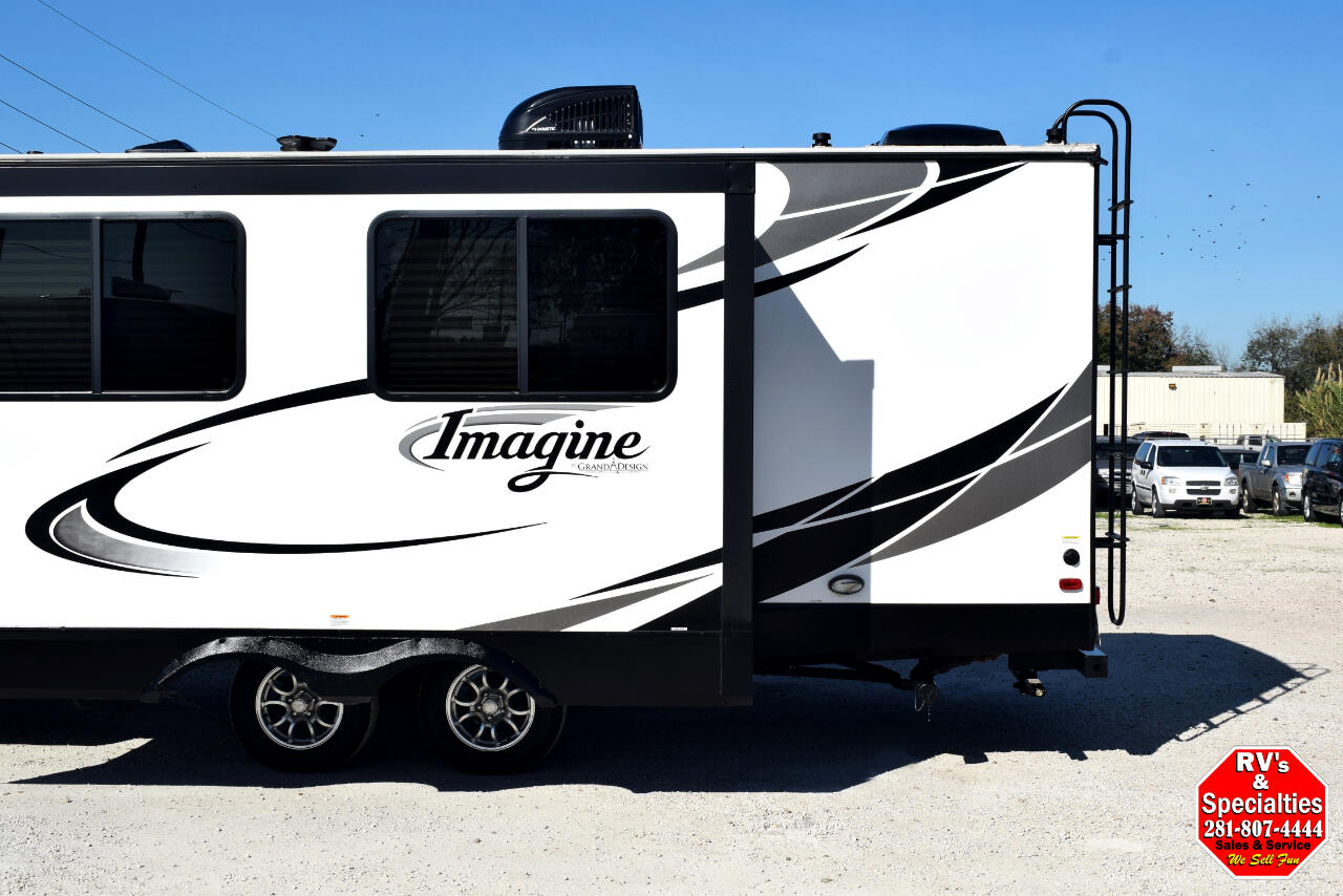 2018 Grand Design Imagine 2600RB