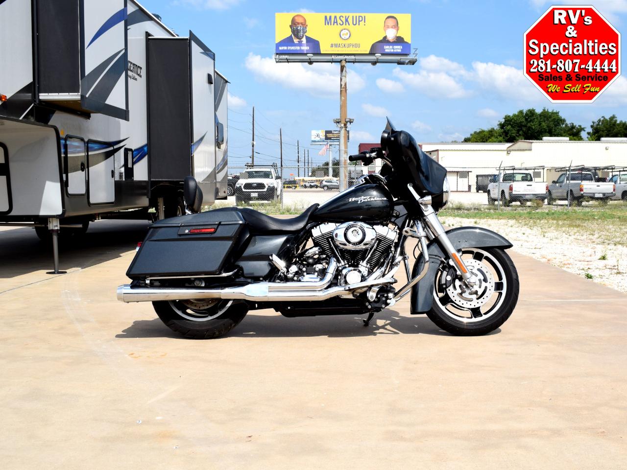 Harley-Davidson Street Glide  2009