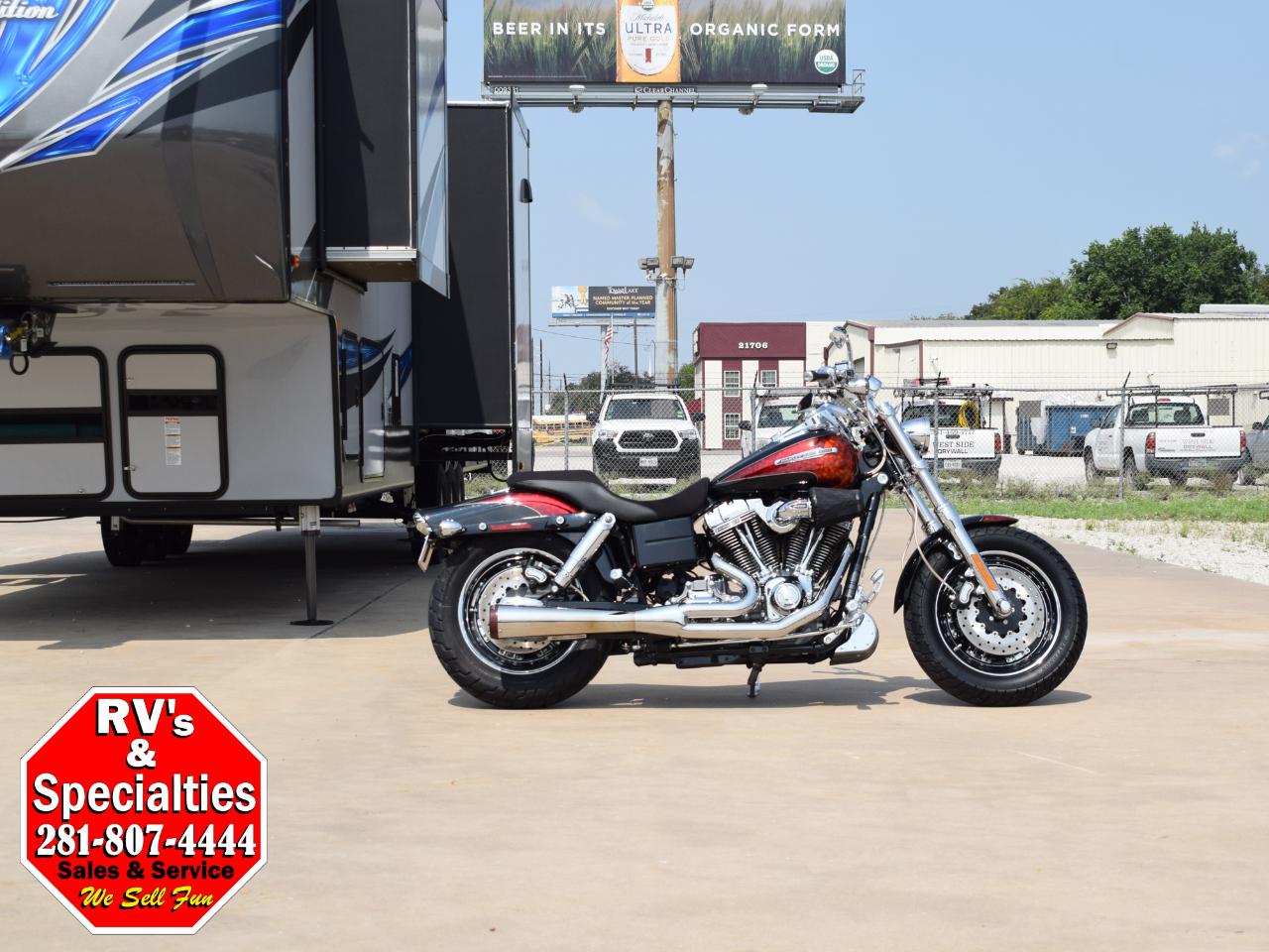 Harley-Davidson FXDFSE  2009