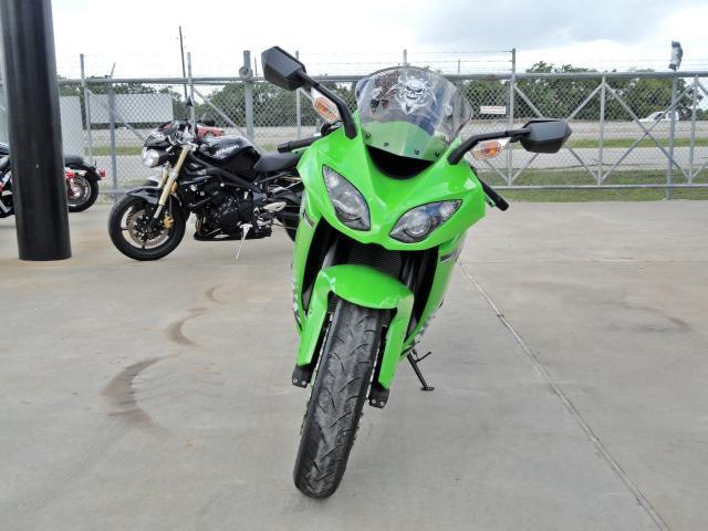 2010 Kawasaki ZX1000-F ZX10R