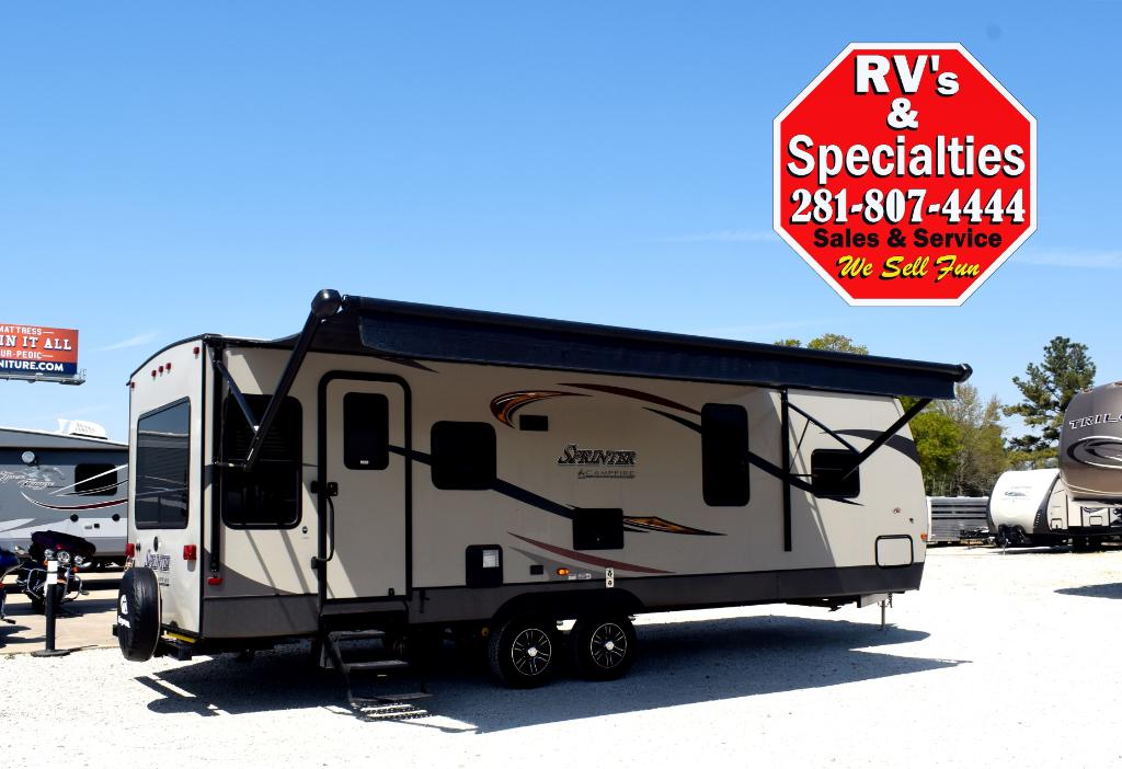2016 Keystone RV Sprinter Campfire 27 RL