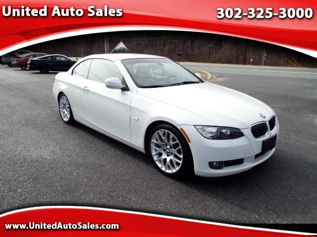 2010 BMW 328i Convertible
