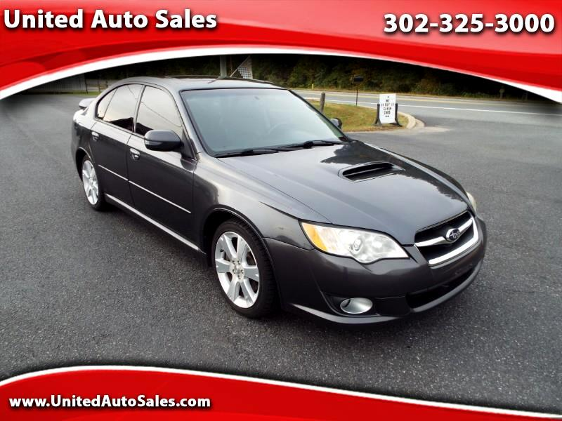 2008 Subaru Legacy 2.5 GT Limited AWD Sedan