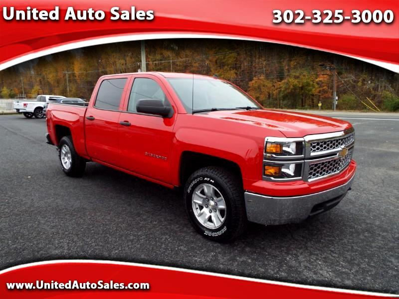Used 2014 Chevrolet Silverado 1500 for Sale in New Castle, DE 19720