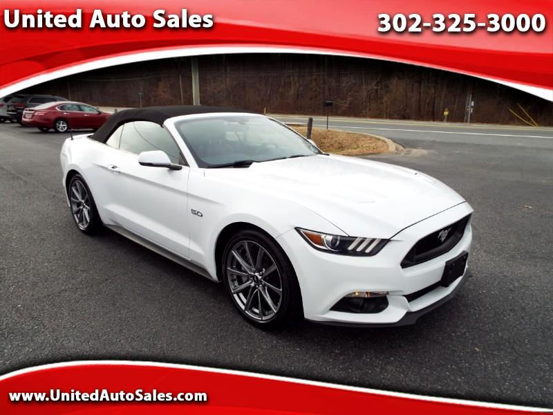 2015 Ford Mustang GT Premium Convertible
