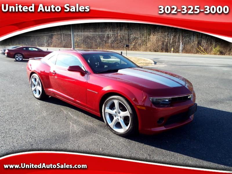 2015 Chevrolet Camaro 2LT RS Coupe