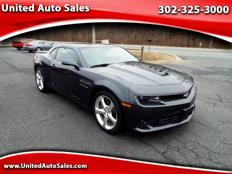 2015 Chevrolet Camaro 2SS RS Coupe