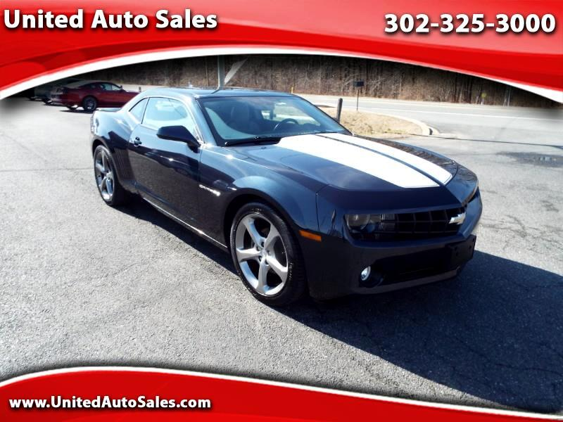 2013 Chevrolet Camaro 2LT RS Coupe