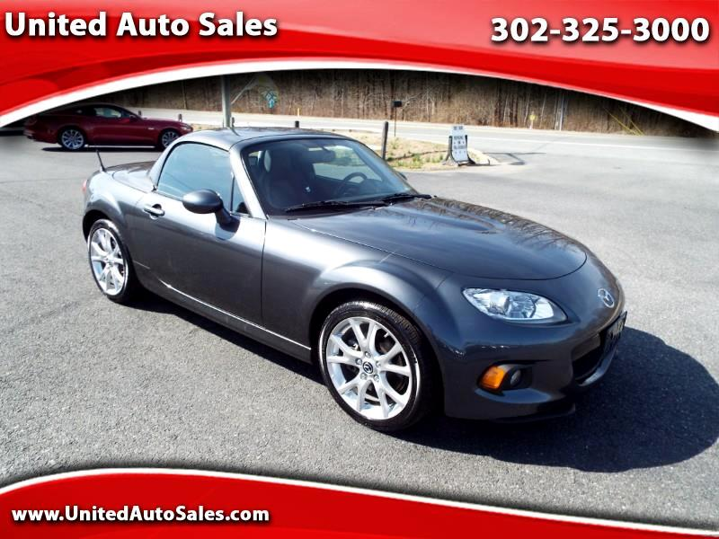 2014 Mazda MX-5 Miata Grand Touring PRHT