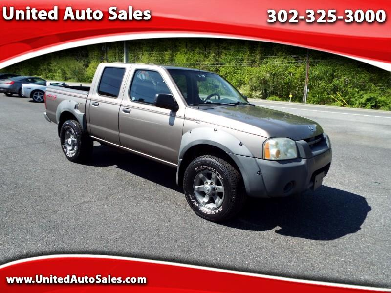 2003 Nissan Frontier XE-V6 Crew Cab 4WD