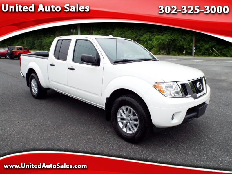 2016 Nissan Frontier Crew Cab Long Bed