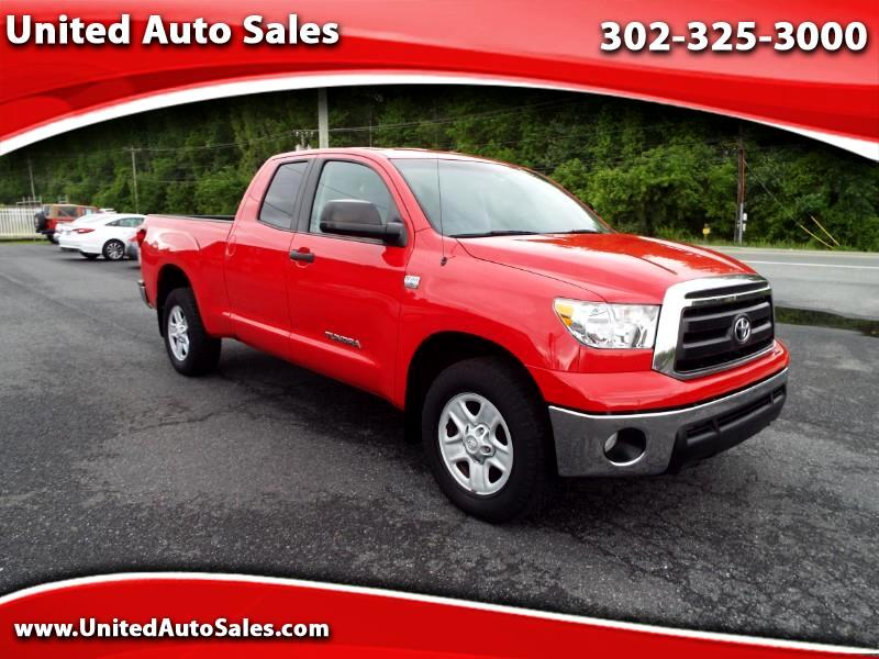 2010 Toyota Tundra Double Cab 2WD