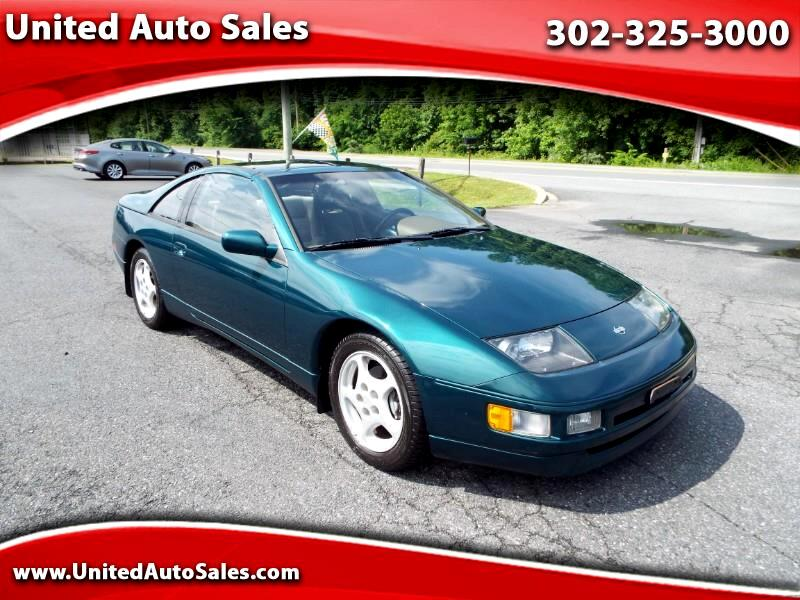 1996 Nissan 300ZX T-Top 2+2