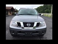 2018 Nissan Frontier