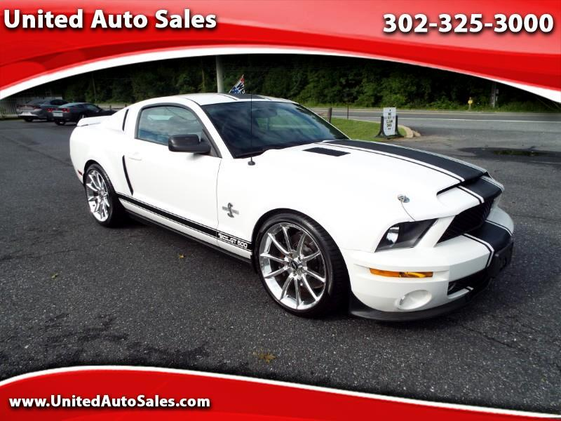 2009 Ford Shelby GT500 Super Snake