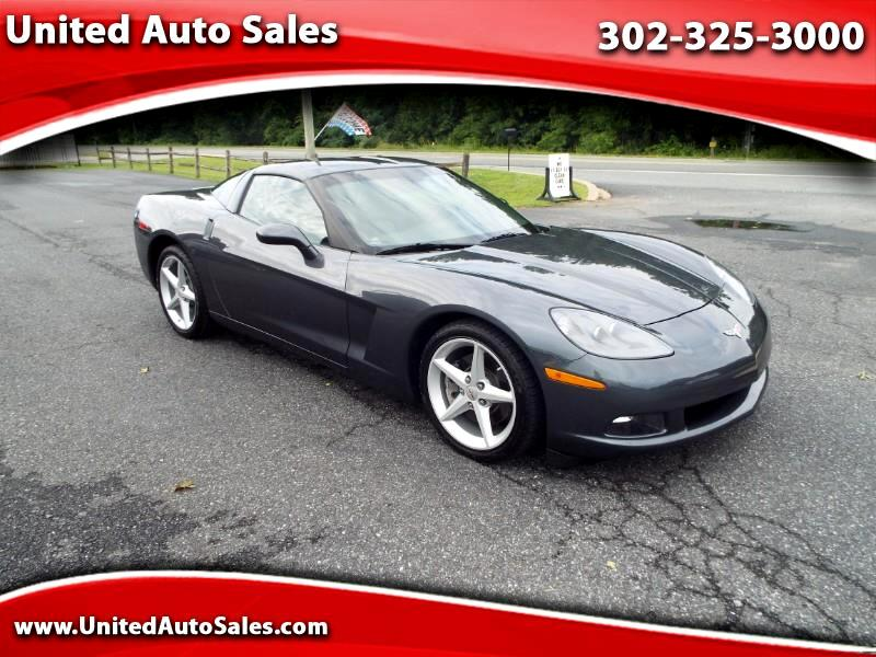 2013 Chevrolet Corvette Coupe 1LT