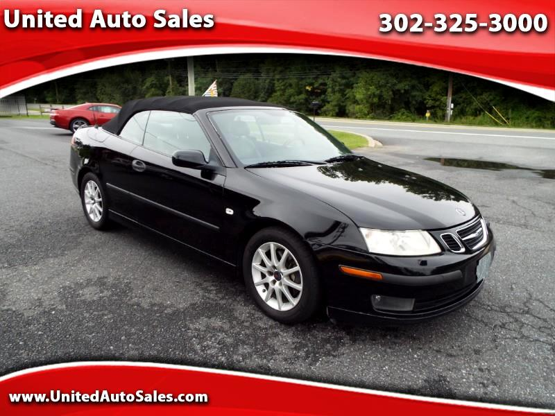 2005 Saab 9-3 Arc Convertible