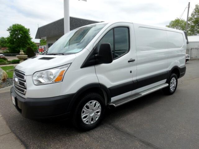 2017 Ford Transit T250 Cargo Van Low Roof 130-Inch Wheel Base