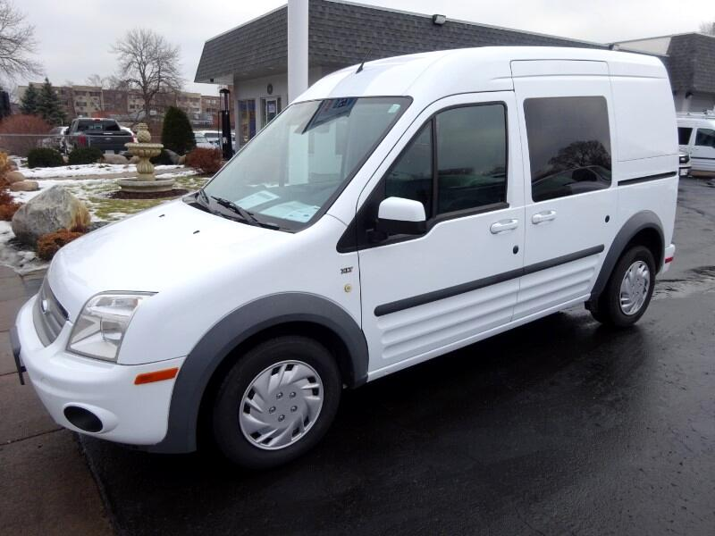 2011 Ford Transit Connect XLT Cargo Van w/5-Passenger Seating