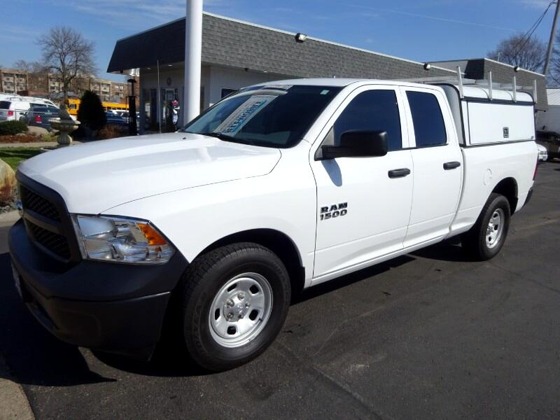 2016 RAM 1500 Tradesman Quad Cab 2WD With ARE Utility Topper