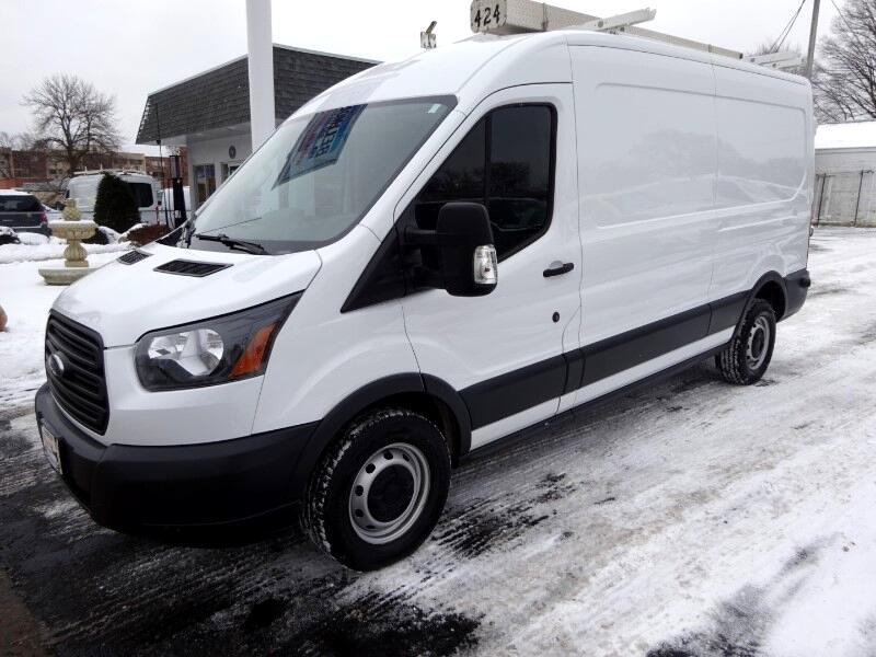 2015 Ford Transit T250 Mid Roof Extended Cargo Van w/148-Inch Wheel