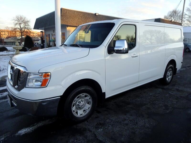 2012 Nissan NV Cargo 1500 S Cargo Van